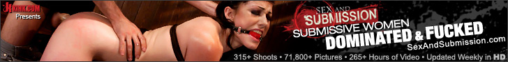 Sex and Submission, Krissy Lynn, Redhead, James Deen, anal, asshook, submissive, Bondage, domination, rough sex